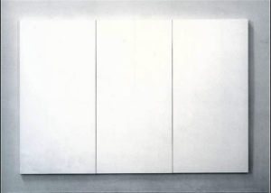 Capture rauschenbergs 'white paintings'
